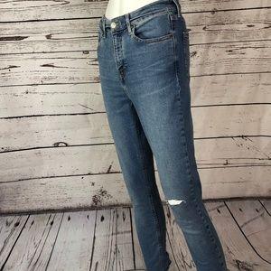 Topshop Moto Jaime Jeans Tall